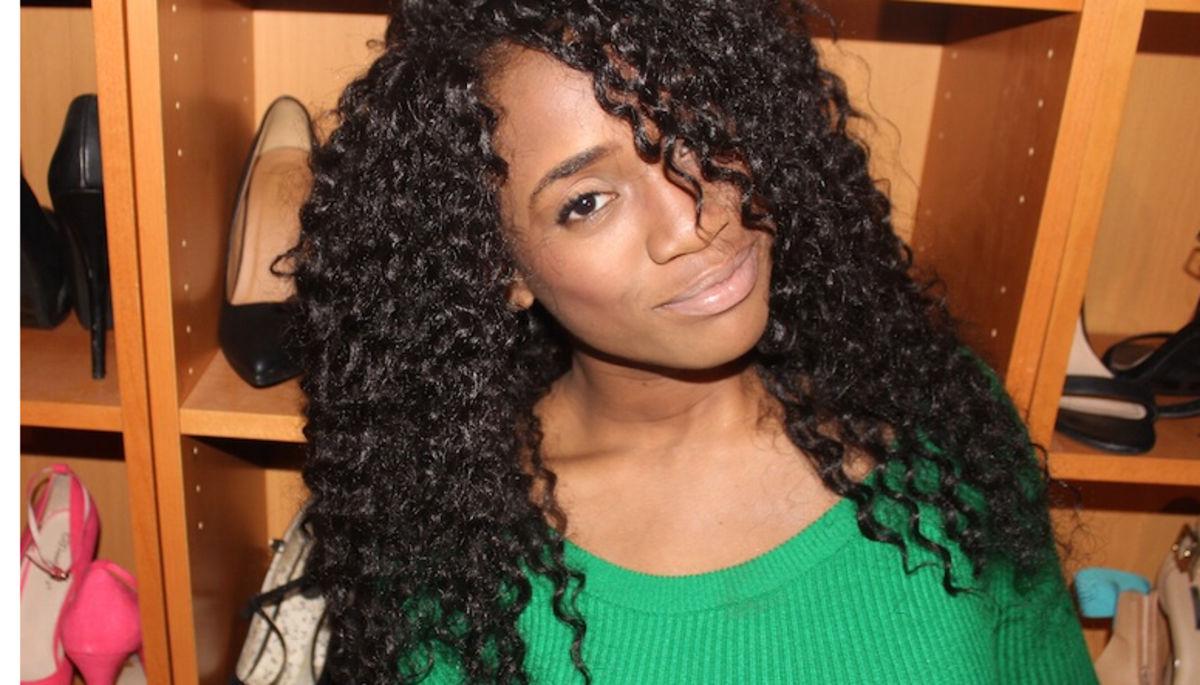 long crochet braids for black women