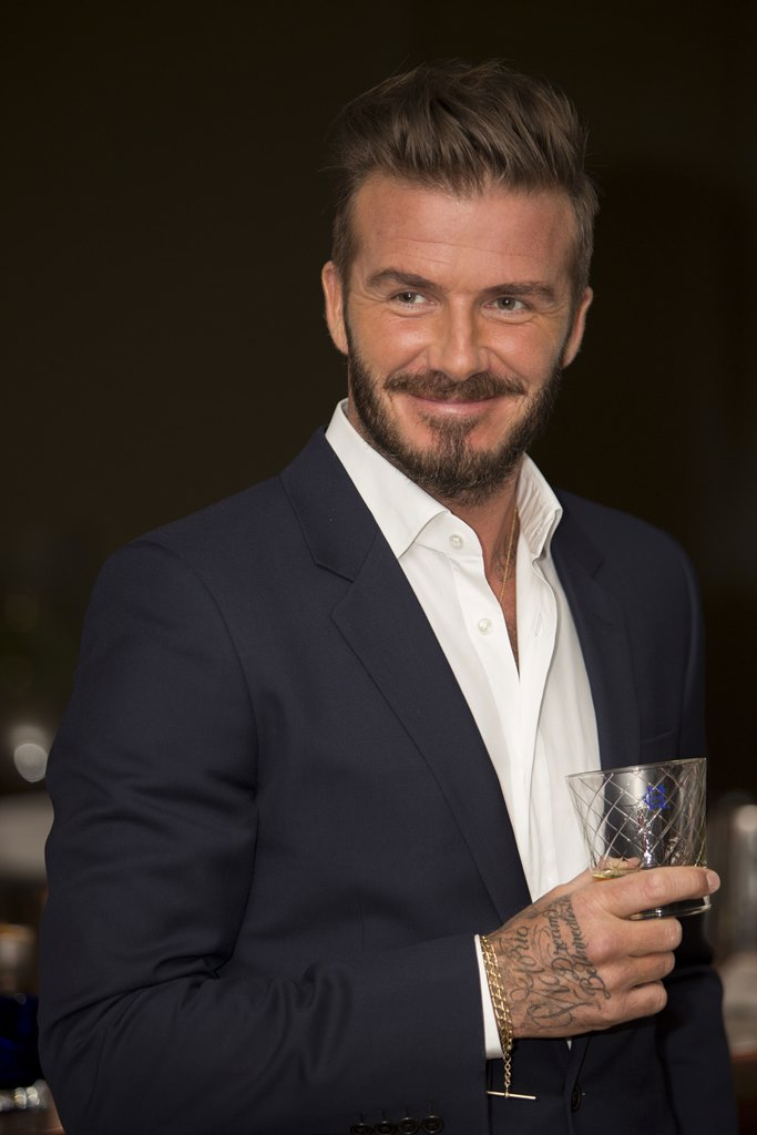 David Beckham Mens Hairstyles for 2016