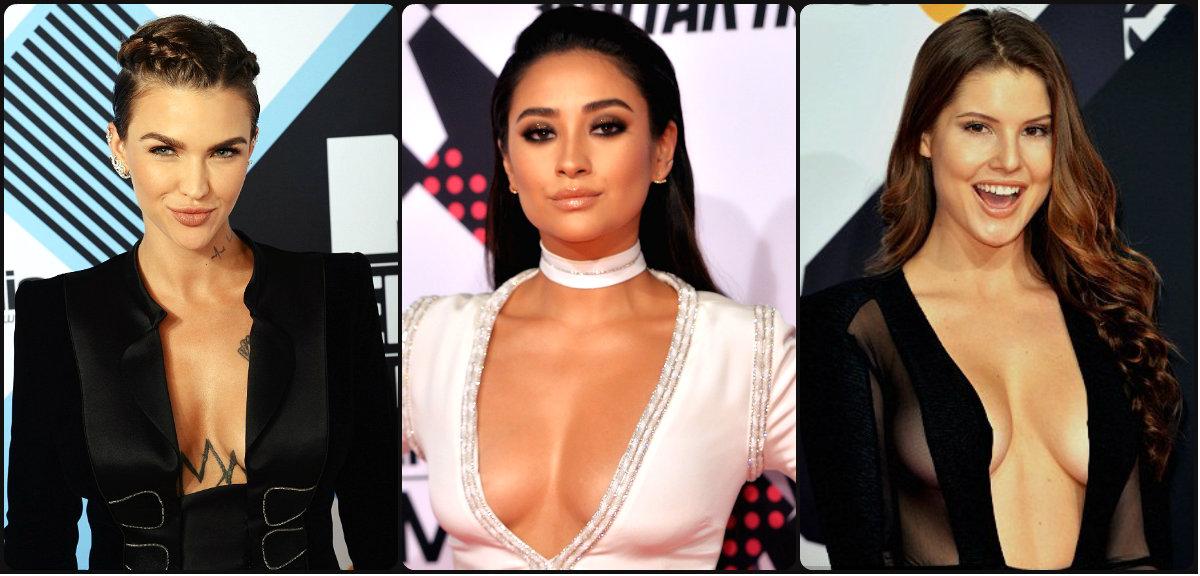EMAs 2015 Celebrity Hairstyles