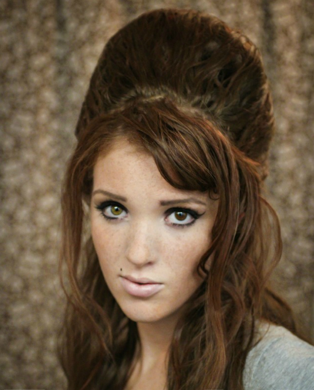 Scary Creative Halloween Hairstyles Pretty Hairstyles