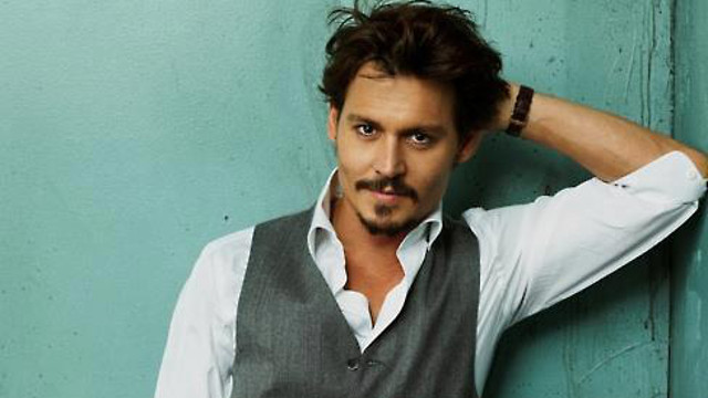 Johnny Depp Mens Hairstyles for 2016