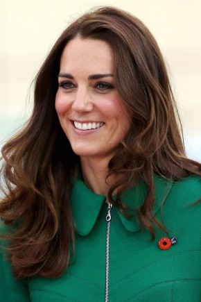 Kate Middleton Brunette hair colors 2016