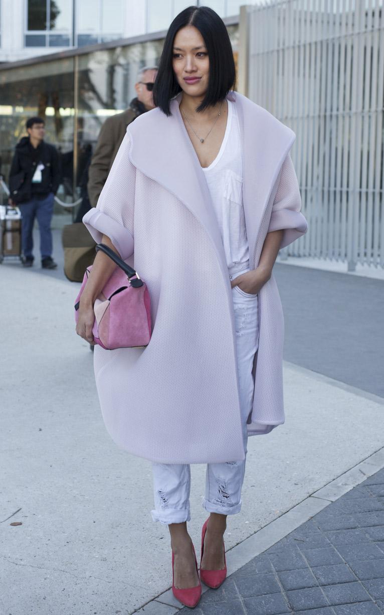 Paris classy sleek bob hairstyles 2016