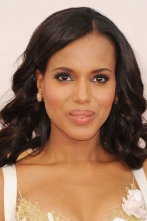 Lob Straight Hairstyles for black women