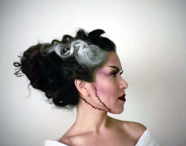 awesome Halloween Hairstyles