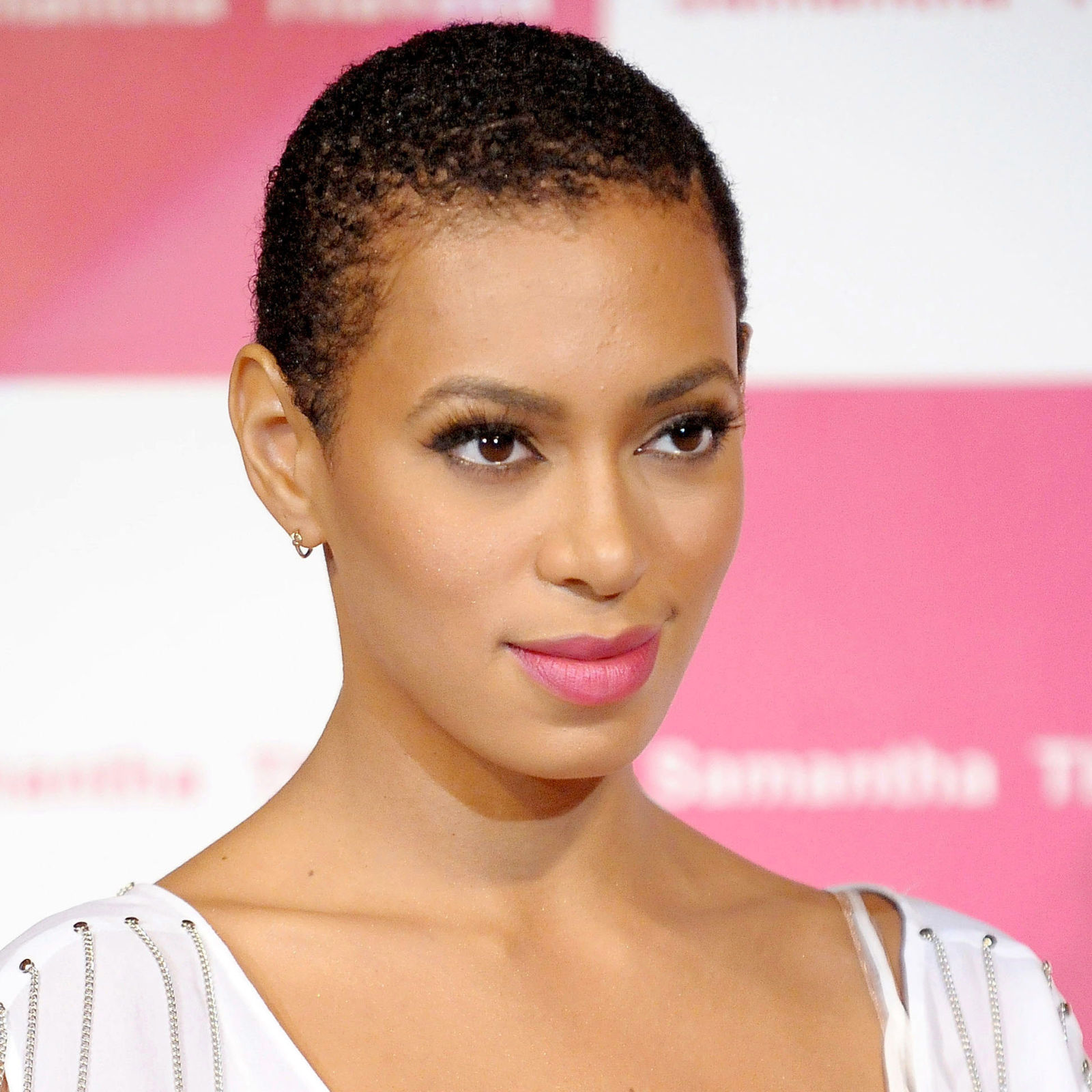 Solange extra short hairstyles for black women