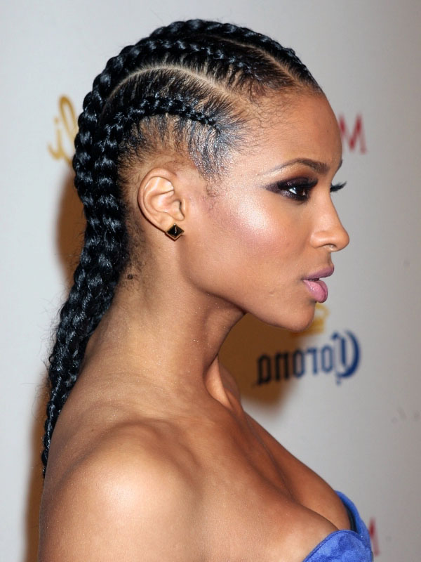 Best African Braids Styles For Black Women | Hairstyles 2017, Hair ...