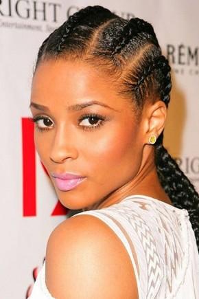 cornrows braids hairstyles for black women