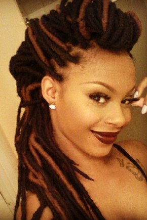 yarn braids for black women