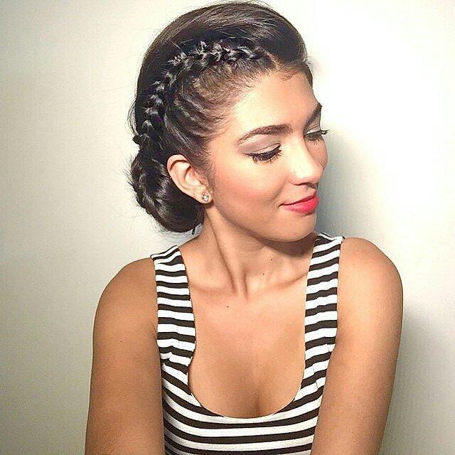 Cornrows braids hairstyles for white women