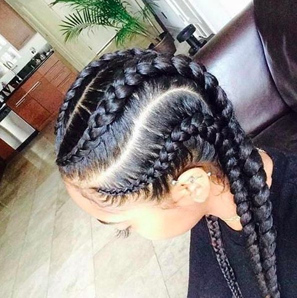 Best Cornrow Braids To Try Right Now