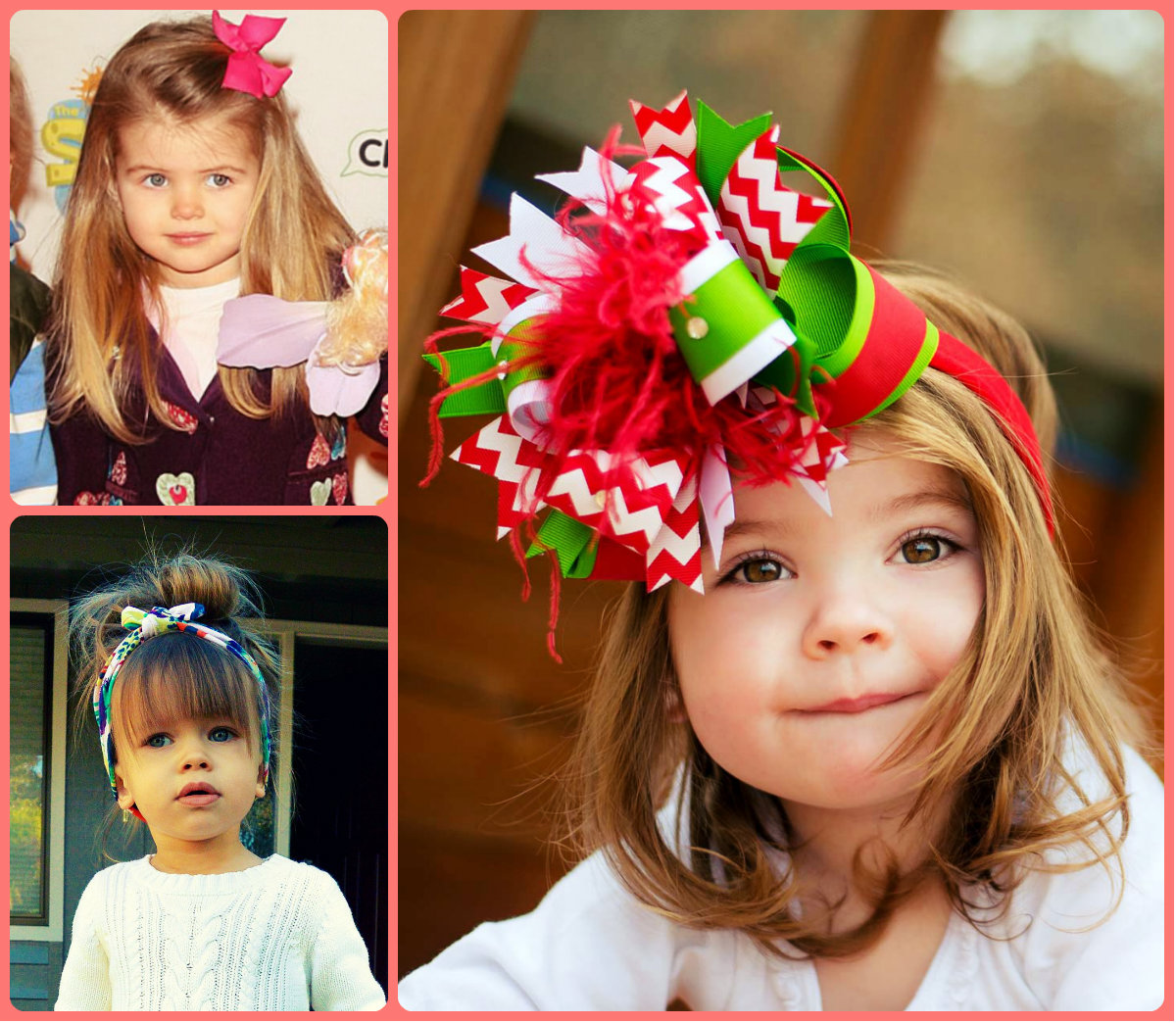 Best Party hairstyles for kids 2016