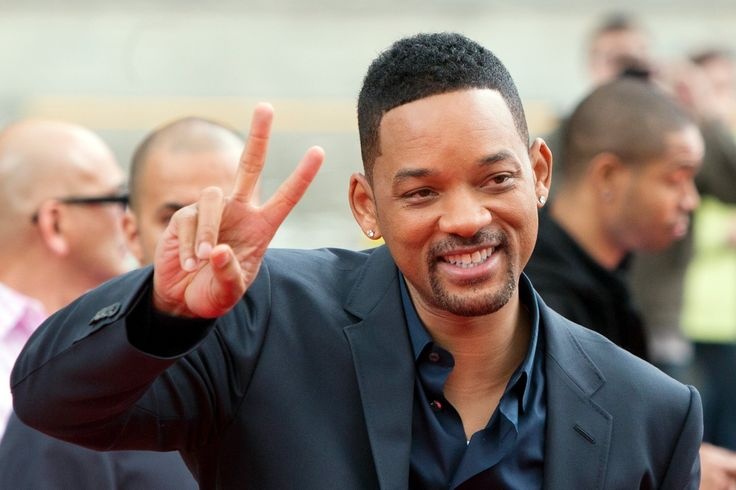 Will Smith fade haircuts