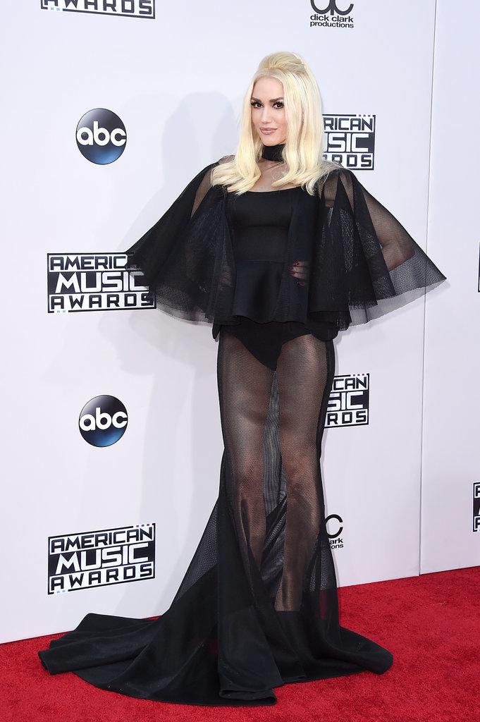 Gwen Stefani Celebrity Hairstyles 2016