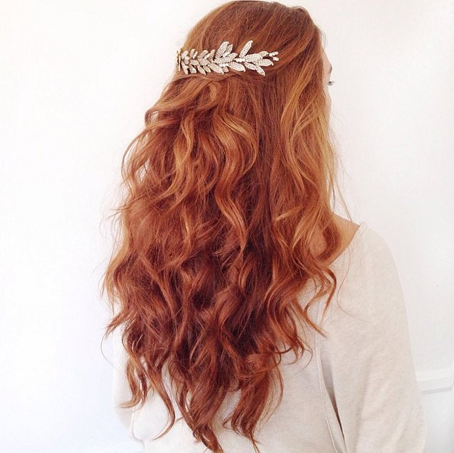 Pretty Holiday Hairstyles for 2016 New Year Hairstyles 2017, Hair ...