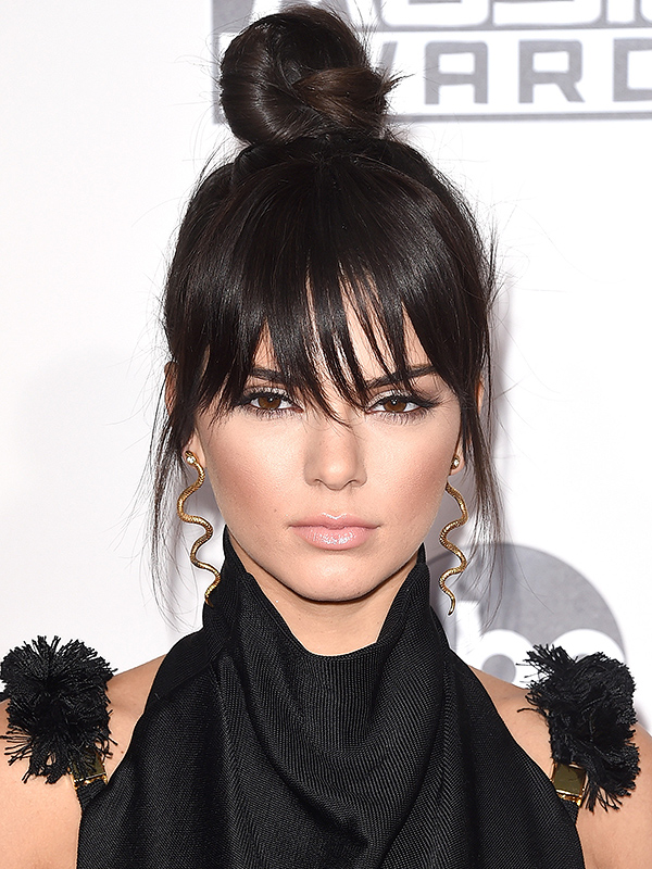 Kendall Jenner Celebrity Hairstyles 2016