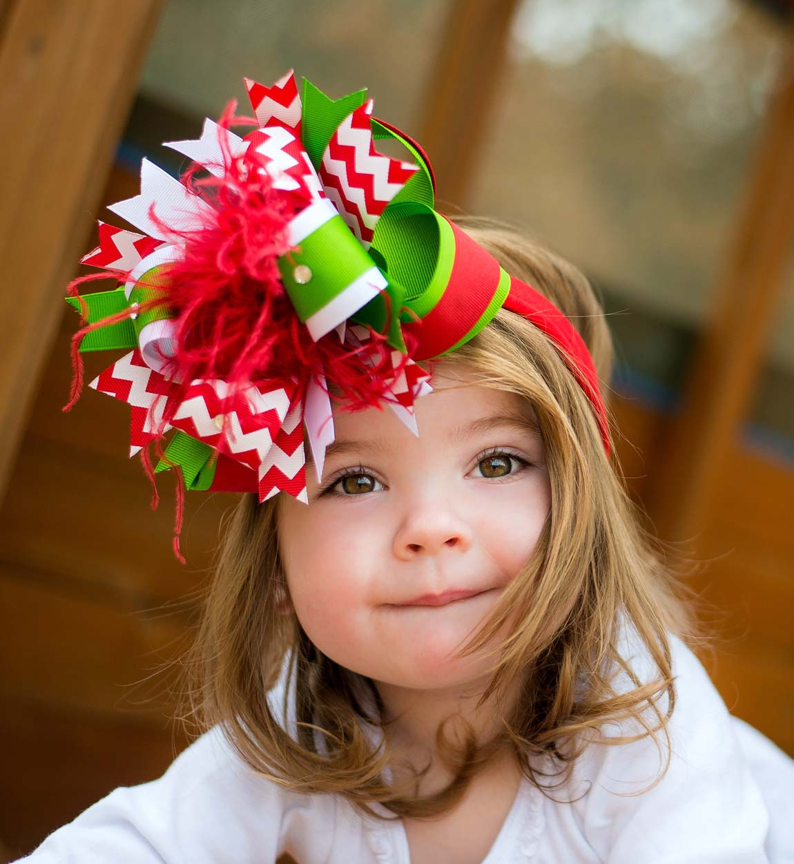 New Year Party Hairstyles for Kids