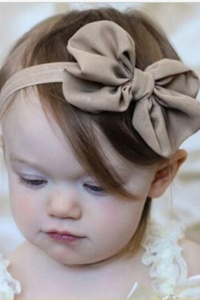 Cute kids hairstyles and bow hair accessories