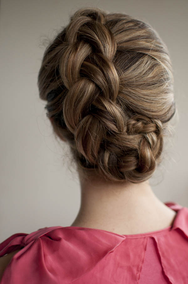 Party Braids Hairstyles 2016