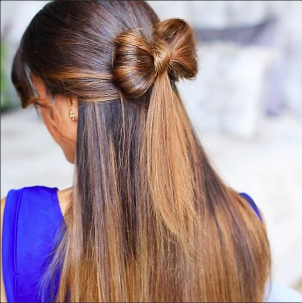 Chic Christmas Party Hairstyles to Start 2016