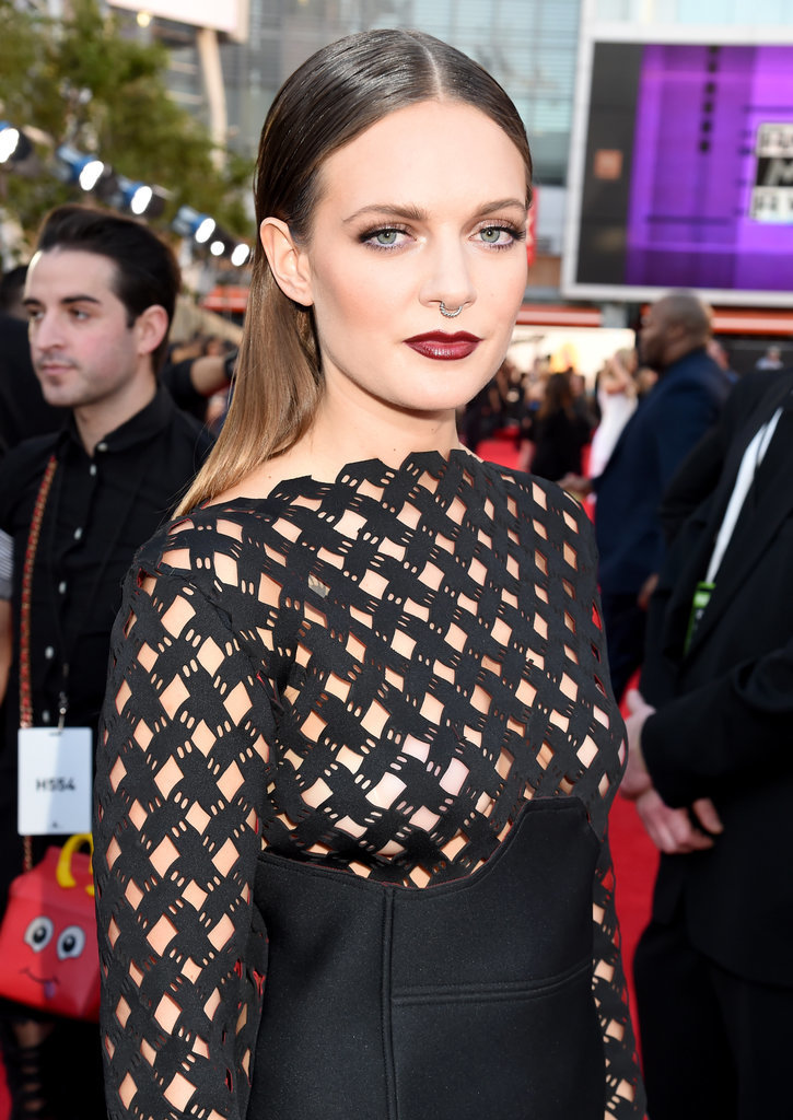 Tove Lo Celebrity Hairstyles 2016