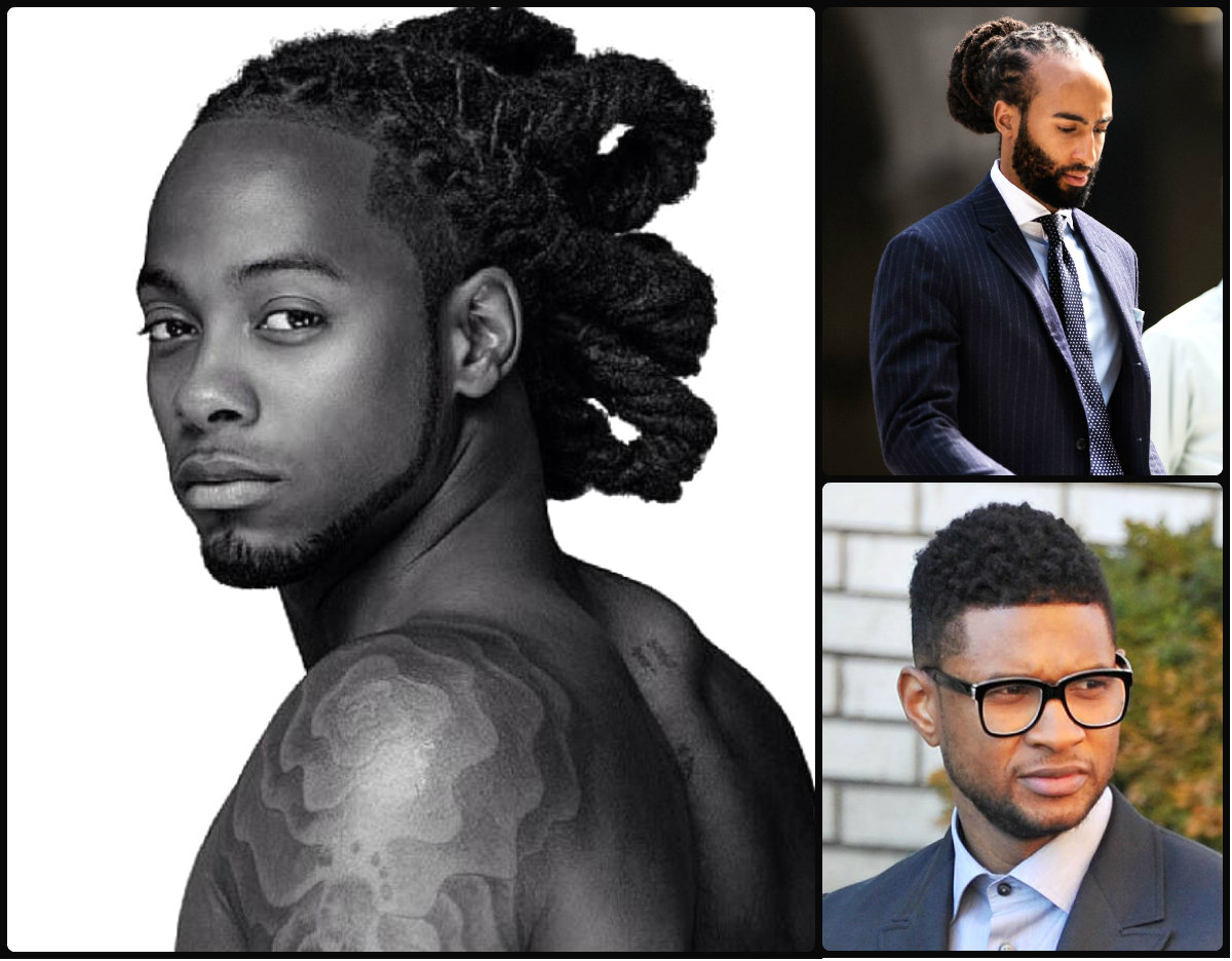 best hairstyles for black men 2016