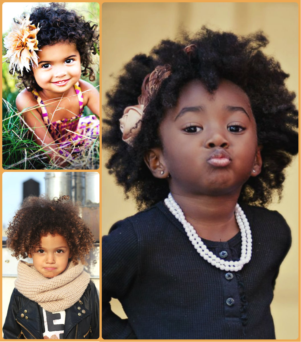Holiday Hairstyles for Little Black Girls | Hairstyles 2017, Hair ...