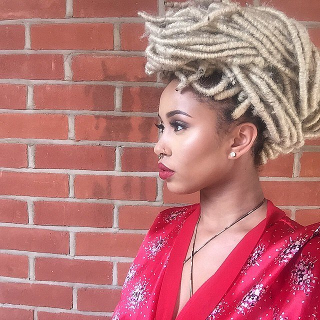 Dreadlocks Braids for women of color