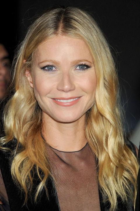 Gwyneth Paltrow Winter Hairstyles