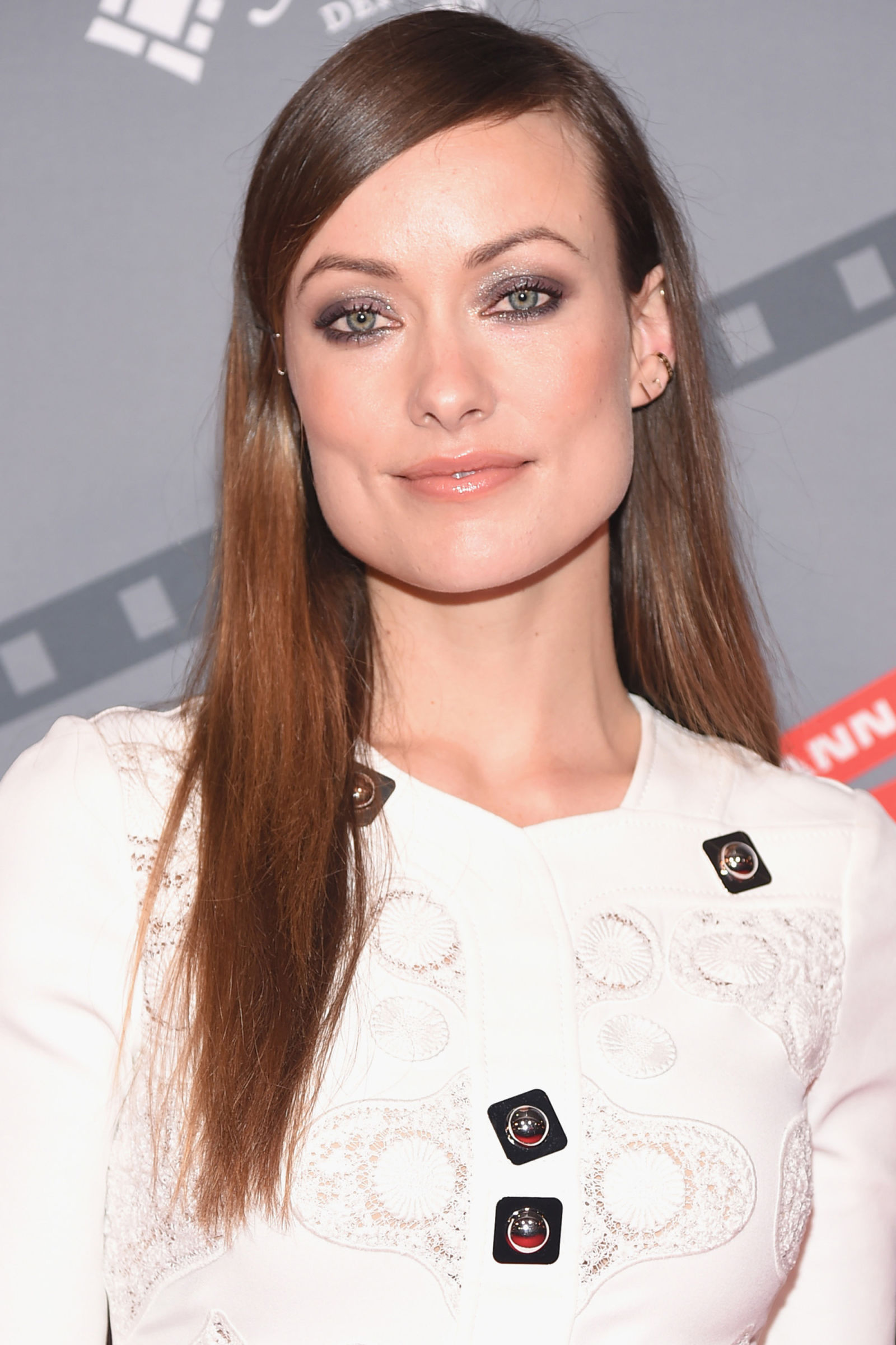 Olivia Wilde Winter Hair Colors 2016