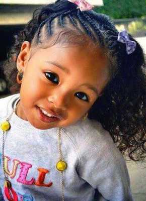 black girls kids hairstyles