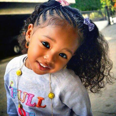 Wondrous Holiday Hairstyles For Little Black Girls Hairstyles 2016 Hair Hairstyle Inspiration Daily Dogsangcom