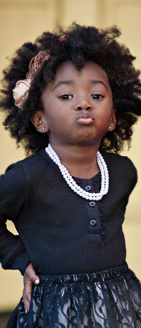 Cute black girls hairstyles 2016
