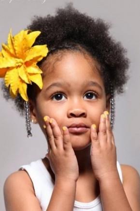 black girls short hairstyles