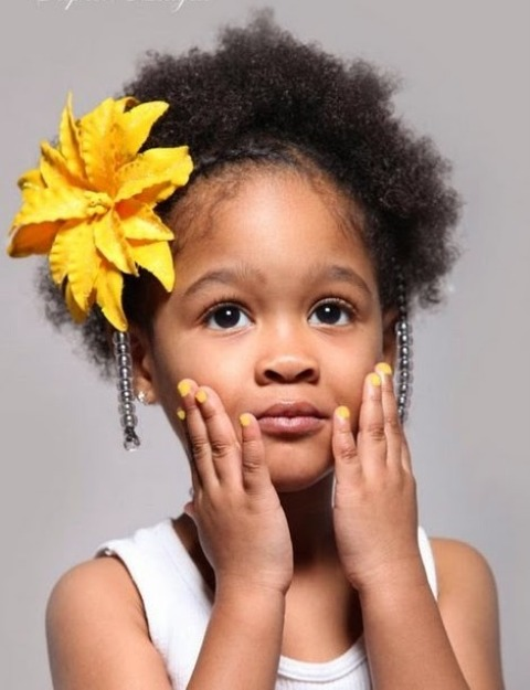 Incredible Holiday Hairstyles For Little Black Girls Hairstyles 2017 Hair Hairstyle Inspiration Daily Dogsangcom