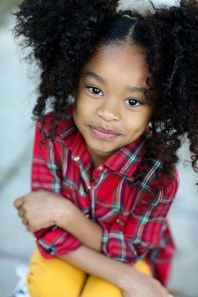 Brilliant Holiday Hairstyles For Little Black Girls Hairstyles 2016 Hair Hairstyle Inspiration Daily Dogsangcom