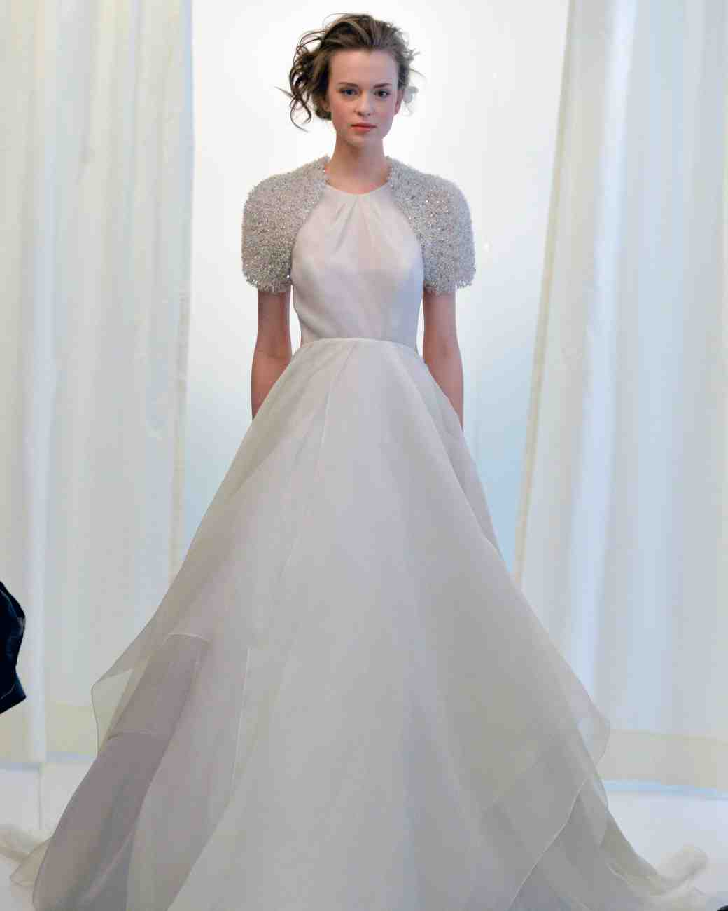 Angel Sanchez Bridal Hairstyles 2016 Spring