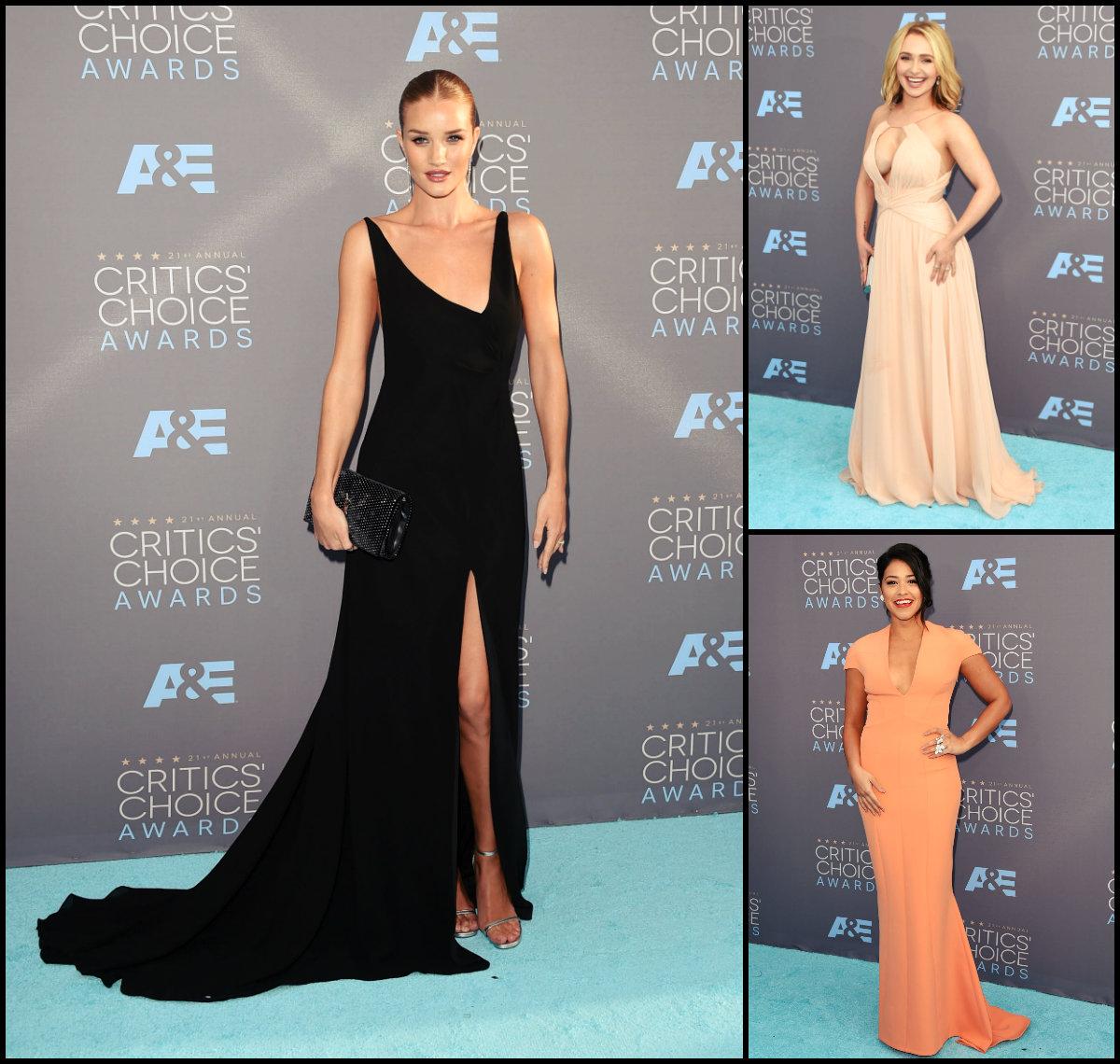 Critics Choice Awards 2016 Hairstyles