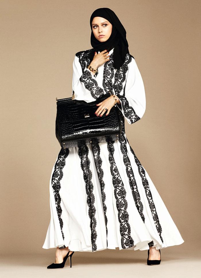 Dolce&Gabbana Fashion Hijab Collection Spring 2016