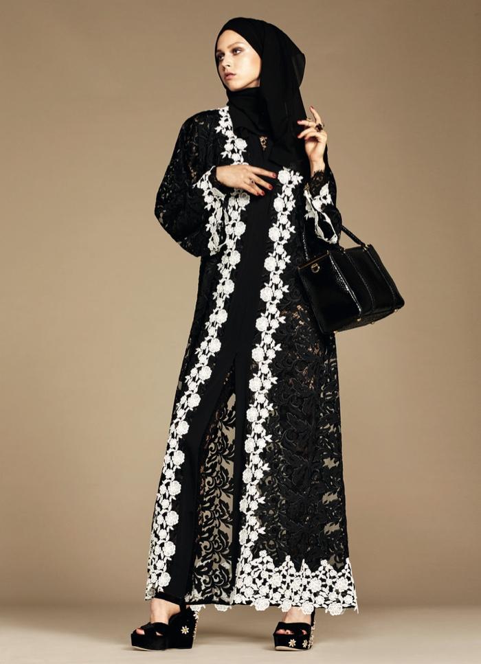 Dolce&Gabbana Hijab Collection Spring 2016