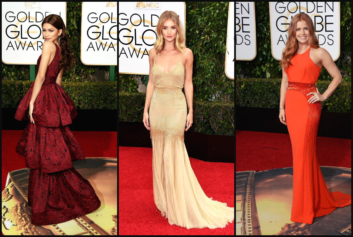 Golden Globes: Jason Collier's favourite hairstyles | HELLO!