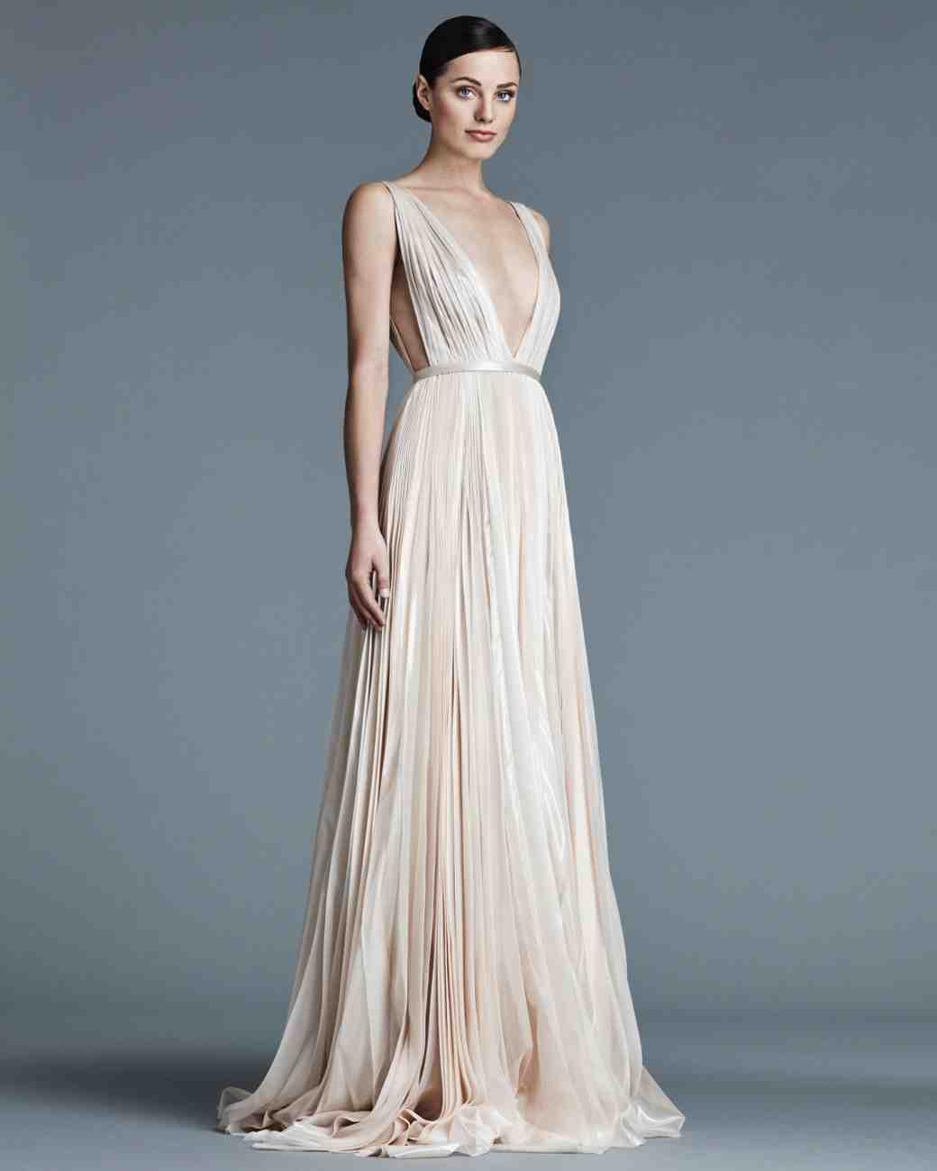 J Mendel Bridal Hairstyles 2016 Spring