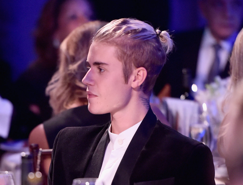 Justin Bieber Mens Hairstyles 2016