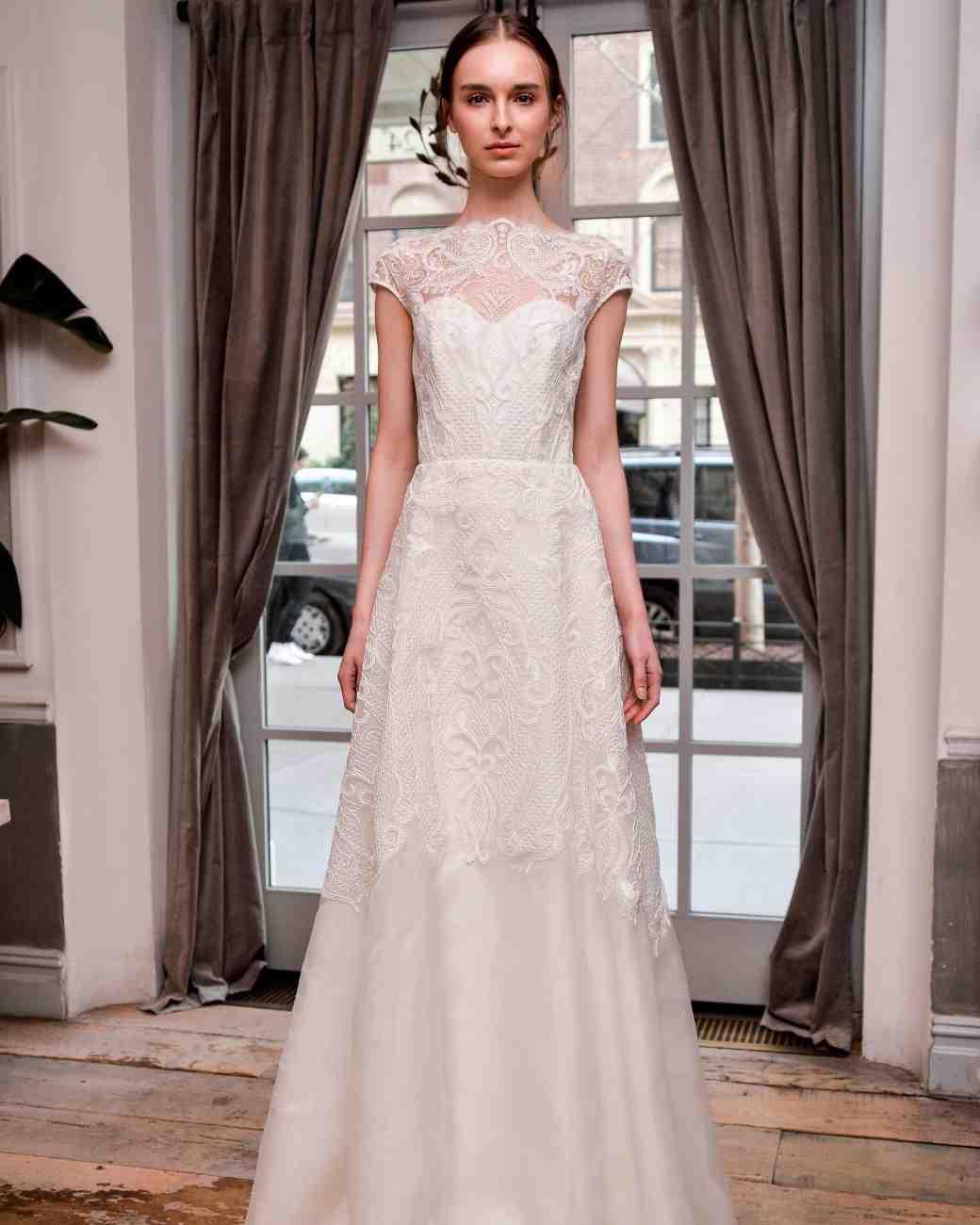 Lela Rose Bridal Hairstyles 2016 Spring