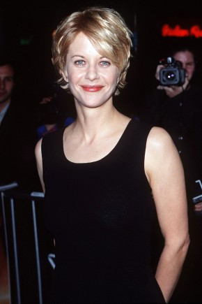 MEG RYAN pixie haircuts