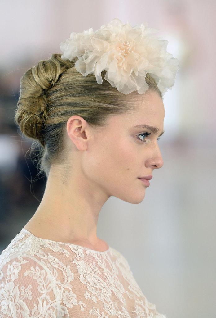 Runways Wedding Hairstyles 2016 Spring Hairstyles 2017
