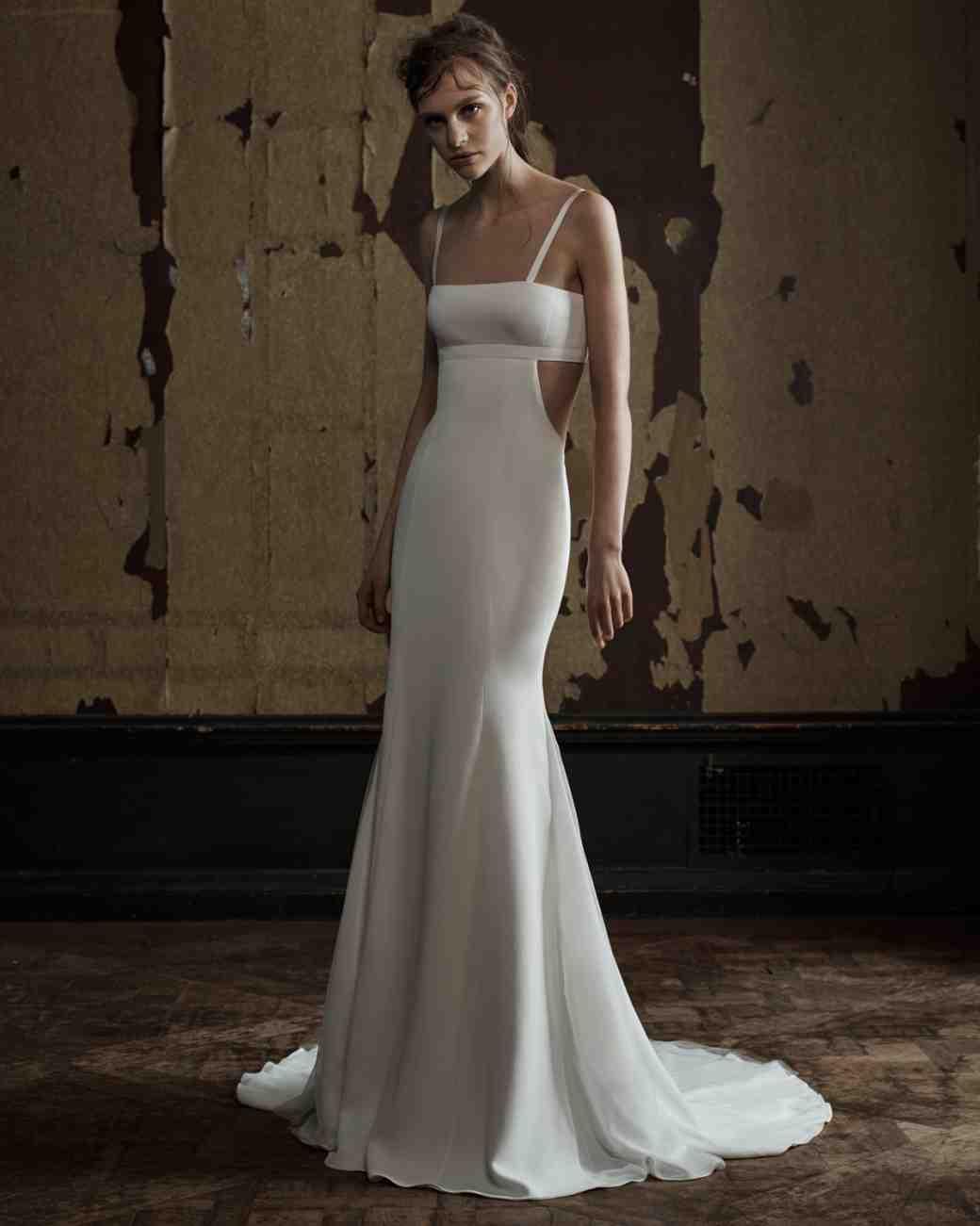 Vera Wang Bridal Hairstyles 2016 Spring