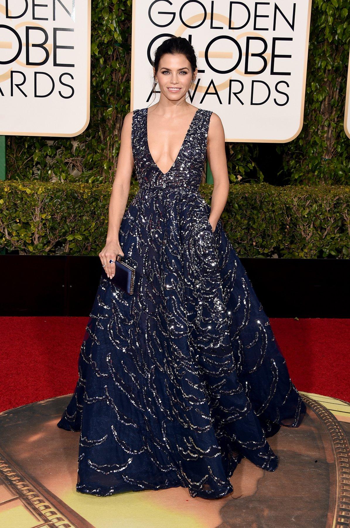 Tremendous Golden Globe 2016 Celebrity Hairstyles Amp Best Looks Hairstyles Hairstyles For Men Maxibearus