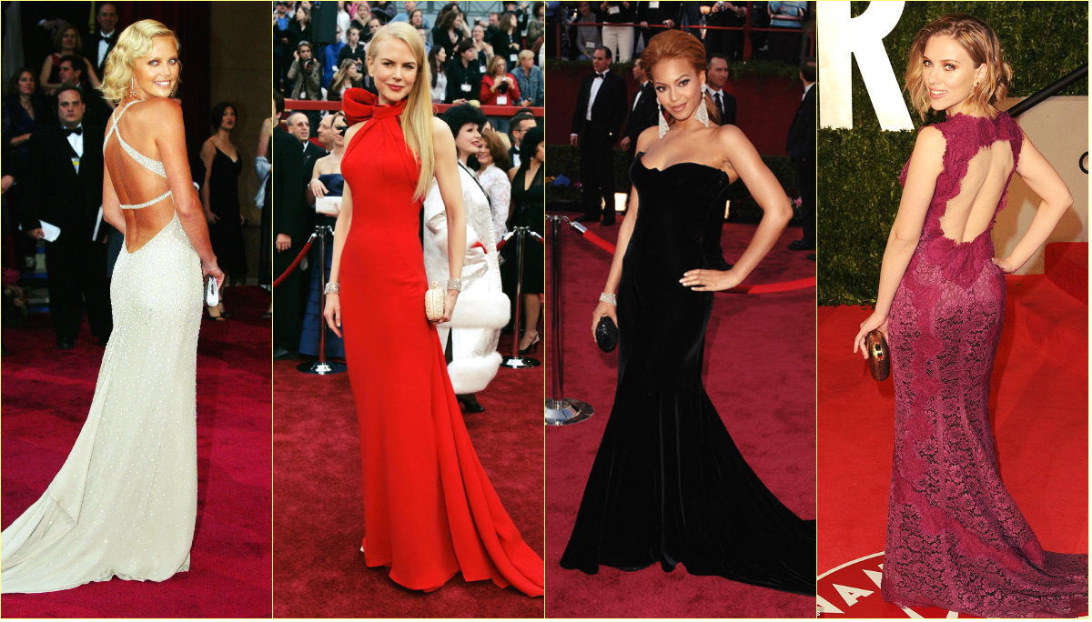Best Celebrity Hairstyles at Oscar´s