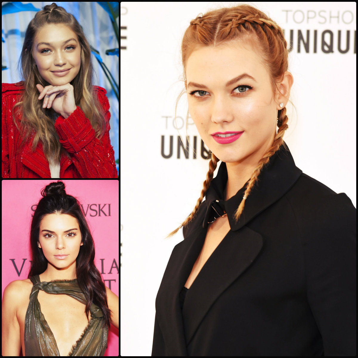 Celebrity Hairstyles: Growing Out Bangs